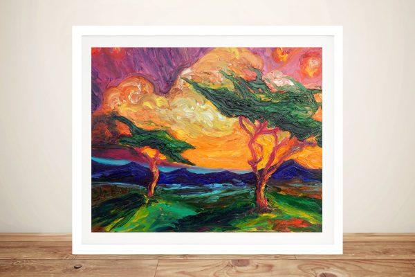 Africa Framed Chiara Magni Landscape Art