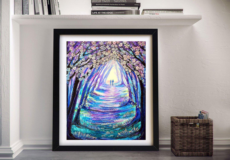 Framed Australian Linda Callaghan Prints for Sale