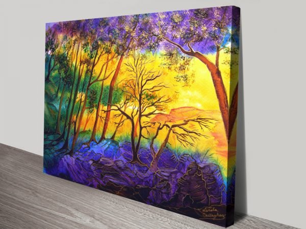 Sunkissed Valley Affordable Art Gift Ideas