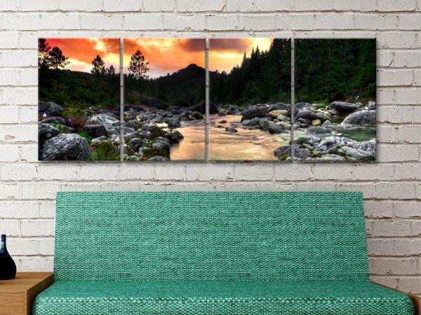 Fairytale Landscape Wall Art Great Gift Ideas AU