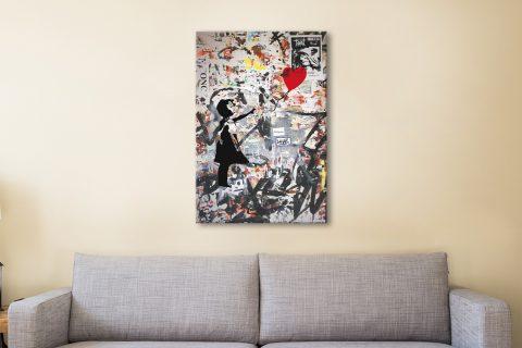 Unique Graffiti Wall Art for Sale Online