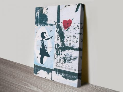 Affordable Banksy Graffiti Art Gift Ideas AU