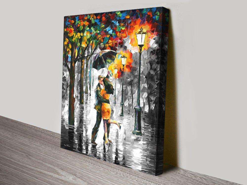Leonid Afremov Colour Splash Art for Sale AU