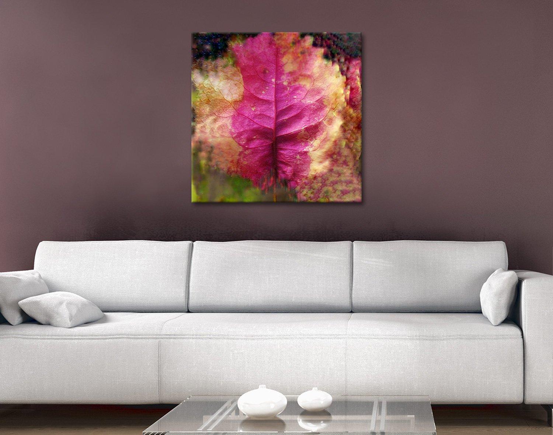 Fade to Pink Flora & Fauna Artwork Online