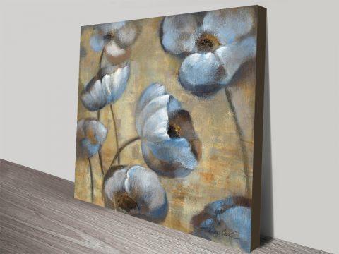 Flowers in Dusk Silvia Vassileva Floral Art