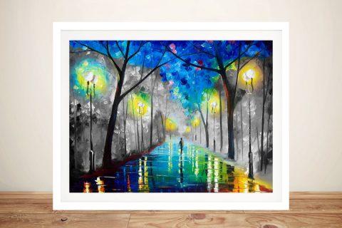 Buy a Colour Splash Leonid Afremov Print