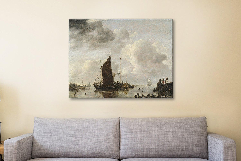 Harbour Scene Affordable Classic Art AU