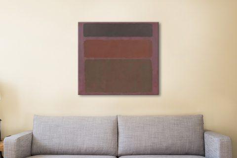 Mark Rothko No.16 Ready to Hang Wall Art