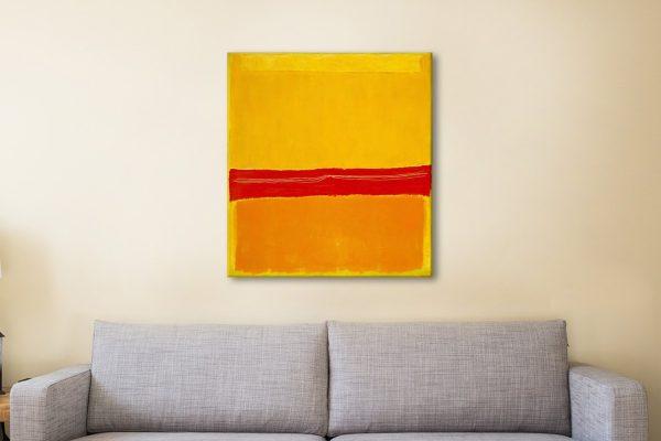 No.5 Ready to Hang Mark Rothko Art Online