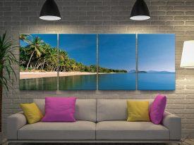 Buy Port Douglas Peter Lik 4-Piece Wall Art