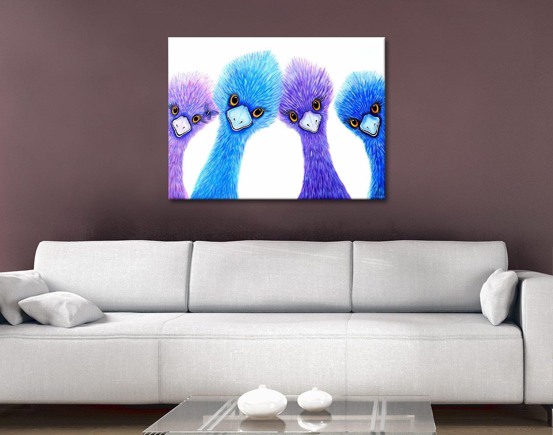 Australian Wild Birds Wall Art Gift Ideas AU
