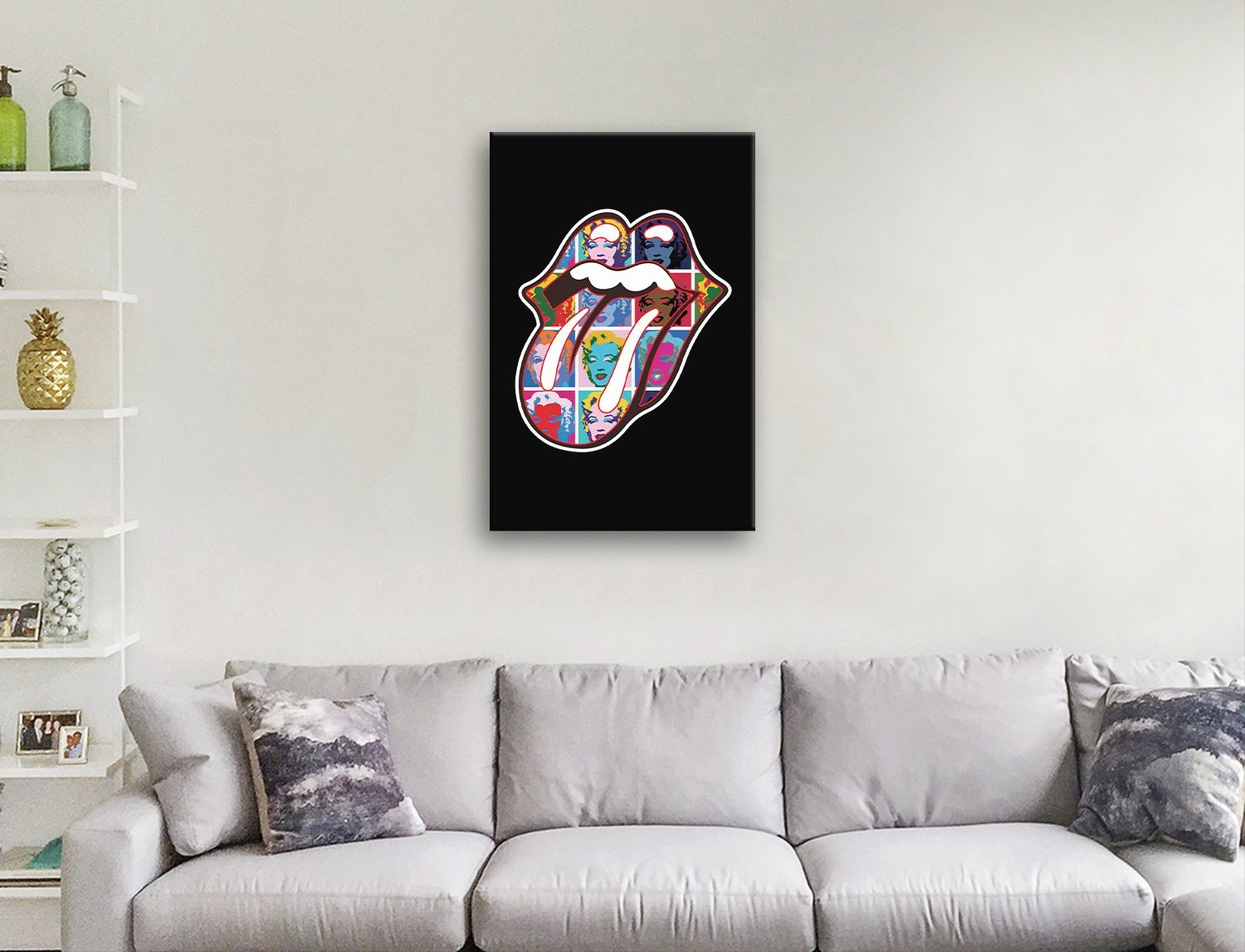 Affordable Iconic Pop Art Prints Gifts for Guys AU