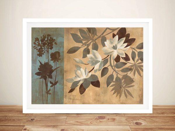 Quality Floral Canvas Prints Online Gallery Sale
