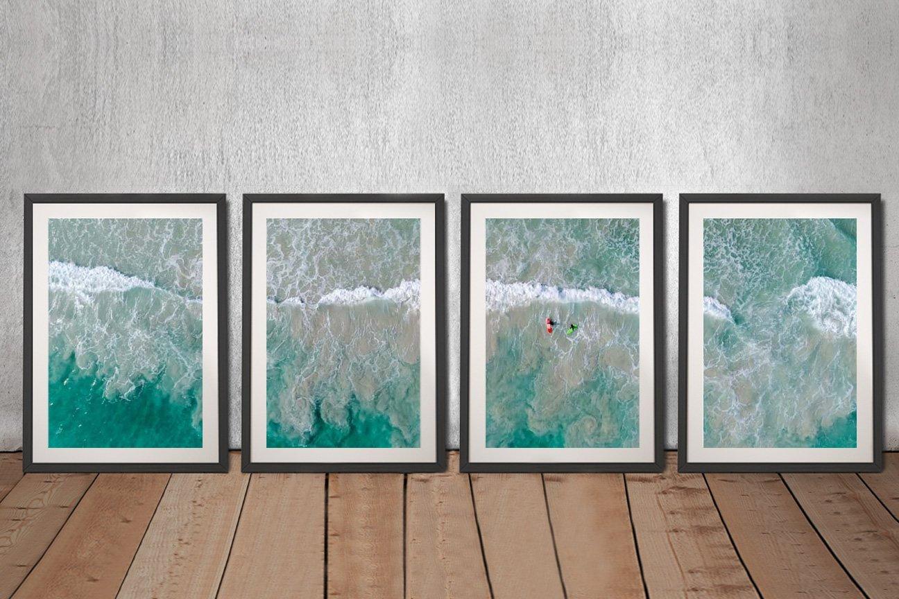 Surfs Up by Matt Day Unique Home Decor AU