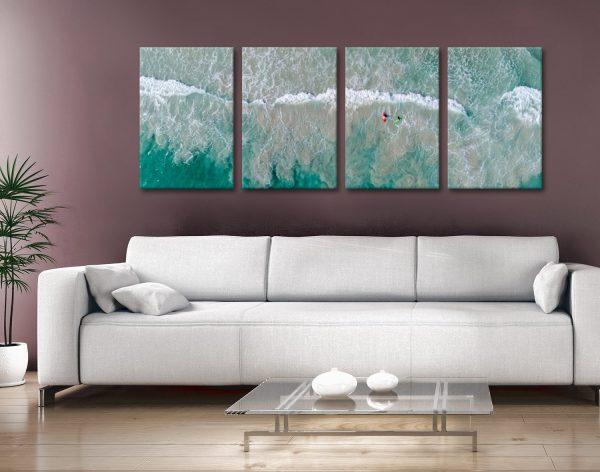 Matt Day Ready to Hang Premium Canvas Art