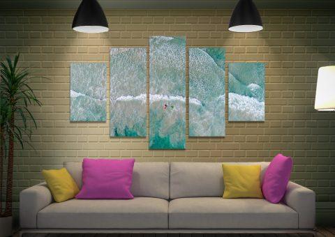 Surfs Up Diamond Set Matt Day Art Cheap AU