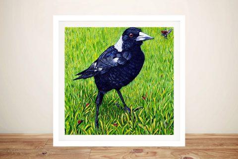 The Friendly Magpie Framed Art Gift Ideas AU