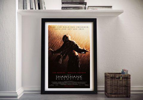 The Shawshank Redemption Movie Framed Wall Art