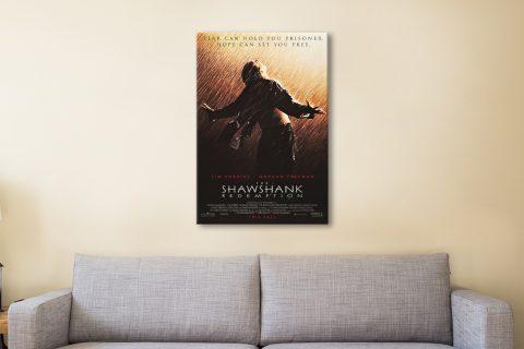 Buy The Shawshank Redemption movie poster
