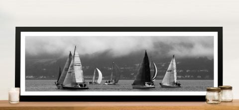 Framed Panoramic Wall Art for Sale Online