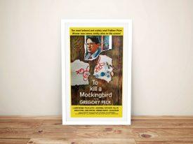 Buy To Kill a Mockingbird Movie Poster