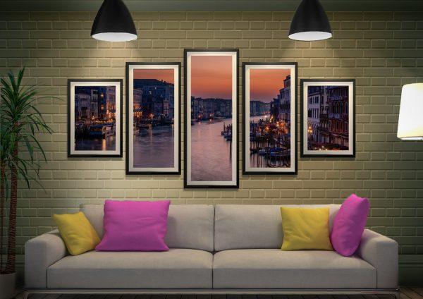 Venice Grand Canal Framed Art Cheap Online