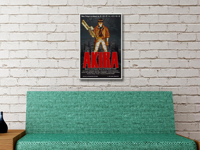 Stretched Canvas Vintage Movie Posters AU