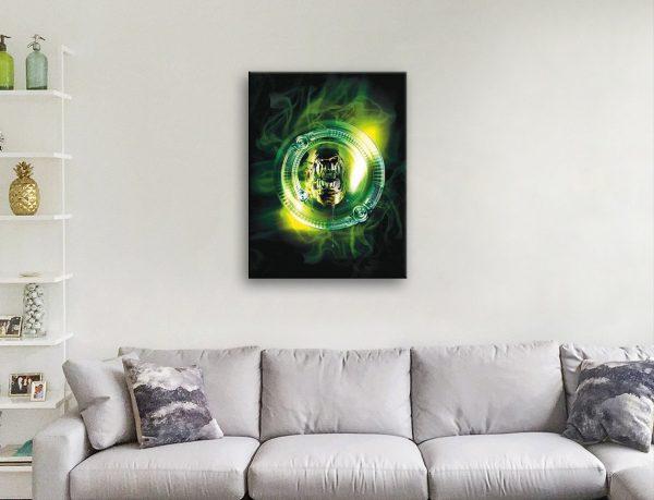 Alien: Resurrection Quality Canvas Artwork