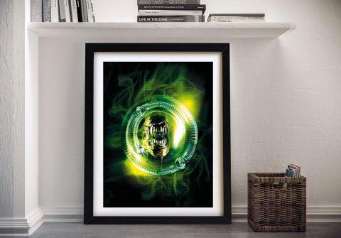 Alien Resurrection Framed Art Gift Ideas AU