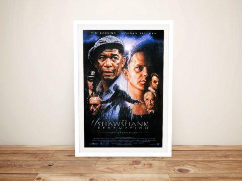 Buy a Shawshank Redemption Movie Poster