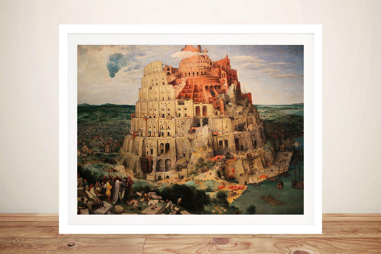 Framed Bruegel the Elder Wall Art for Sale