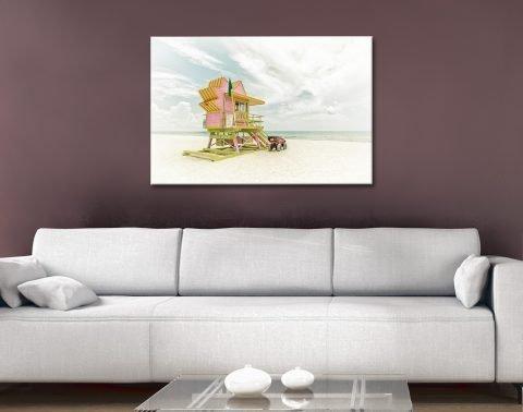 Florida Flair Print Unique Home Decor Ideas Online