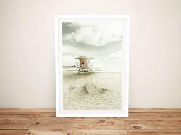 Framed Imperial Beach Art Great Gift Ideas AU