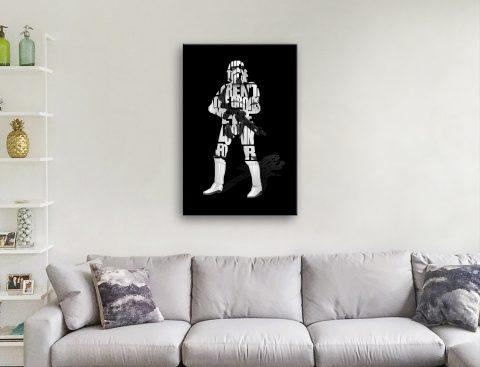 Unique Star Wars Art Online Gallery Sale