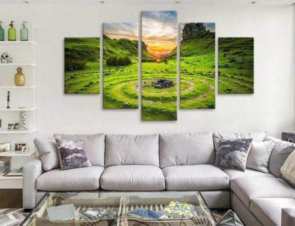 Affordable 5-Panel Art Sets Home Decor AU