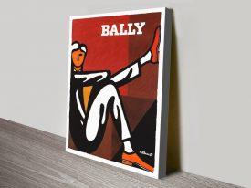 Buy a Bally Villemot Advertising Poster Print