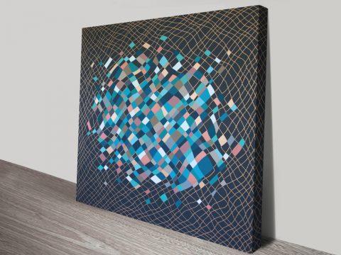Come Undone Lisa Frances Judd Artwork