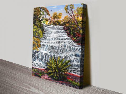 Katoomba Waterfall a Linda Callaghan Print