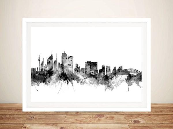 Affordable Michael Tompsett Skyline Art