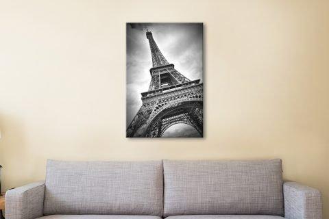 Eiffel Tower Artwork by Melanie Viola AU
