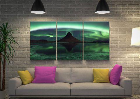 Enchanting Aurora Borealis Artwork Online