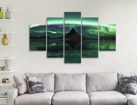 Ready to Hang Split-Panel Art Sets Online