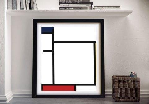 Buy a Piet Mondrian Print Cheap Online
