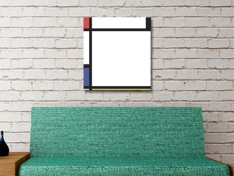 Piet Mondrian Prints Home Decor Ideas AU