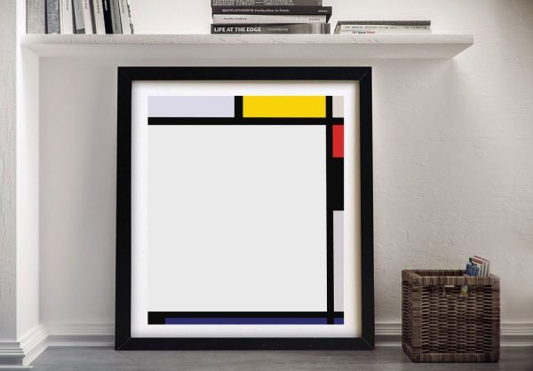 Buy Piet Mondrian Modern Art Prints