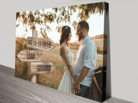 Wedding Signpost Gift