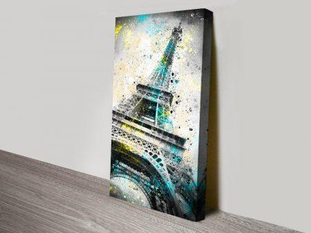 City Art PARIS Eiffel Tower IV Wall Art