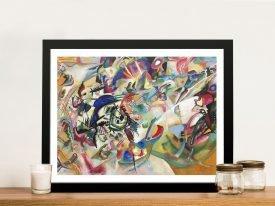 Buy Composition Vll Art by Kandinsky