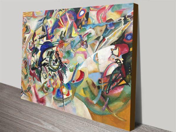 Ready to Hang Kandinsky Abstract Art