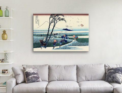 Hokusai Canvas Art Unique Gift Ideas Online